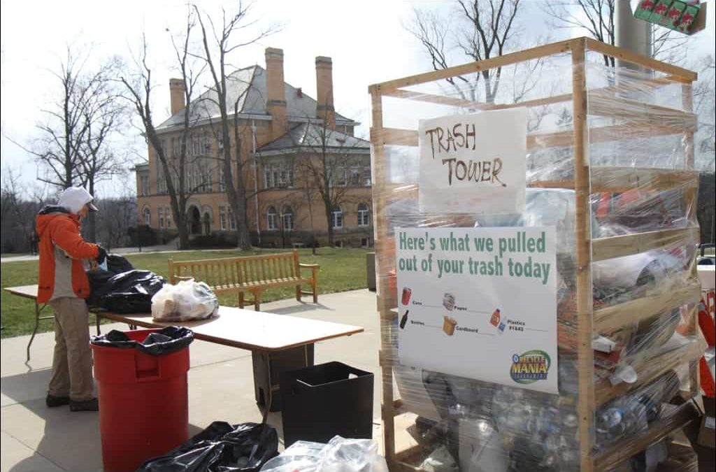 RecycleMania: Trash Sort teaches students what they waste
