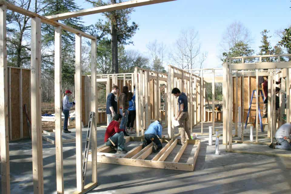 Denison's Habitat for Humanity works to affect worldwide change