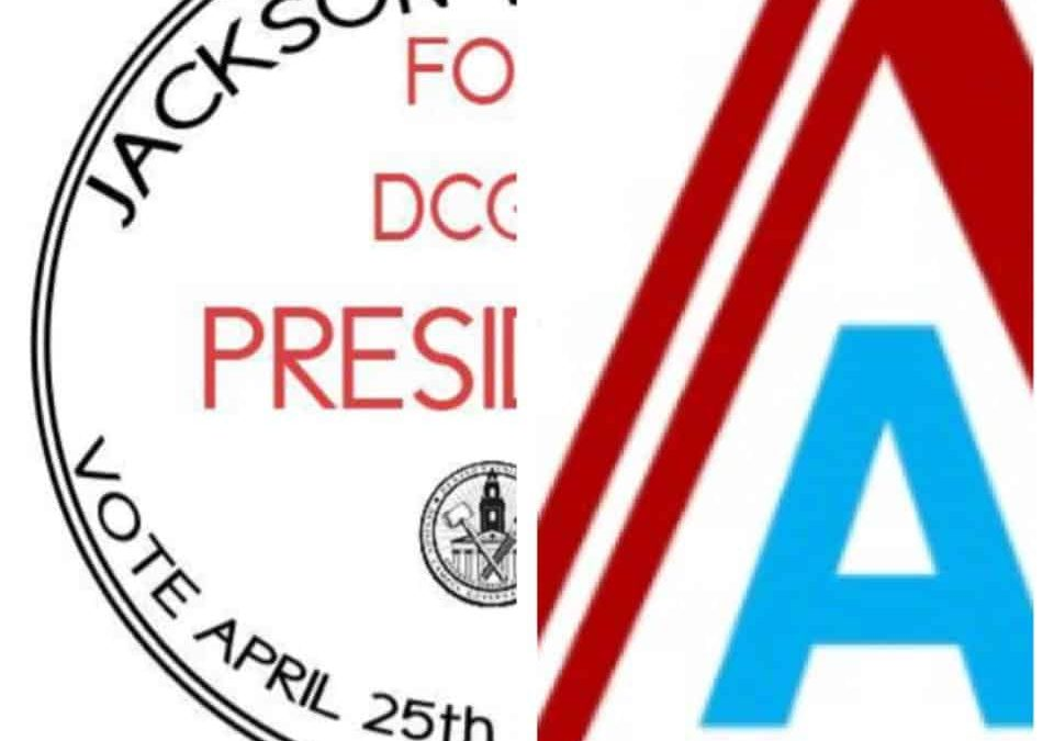 Letters from DCGA Presidential candidates