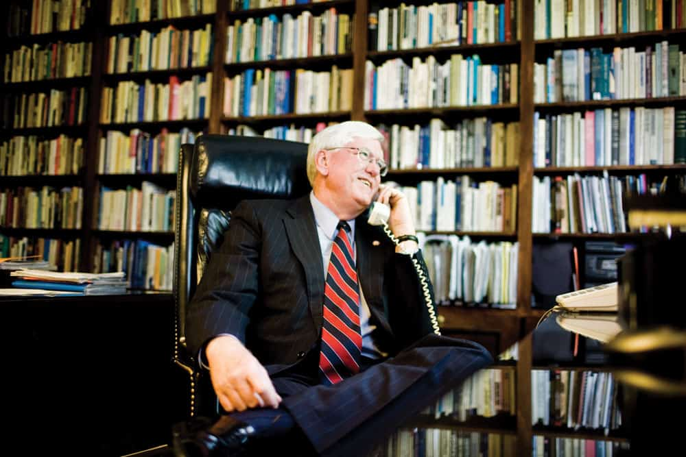 President Dale T. Knobel: A farewell in retrospect and prospect