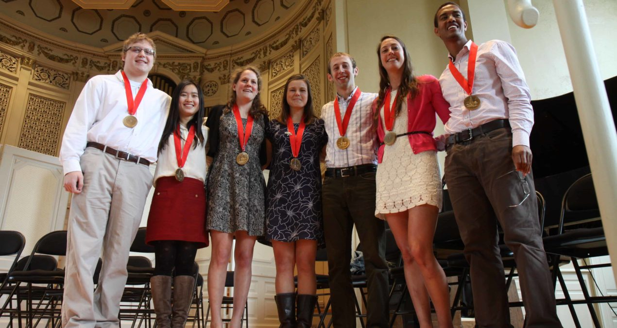Academic Awards Convocation celebrates brightest names