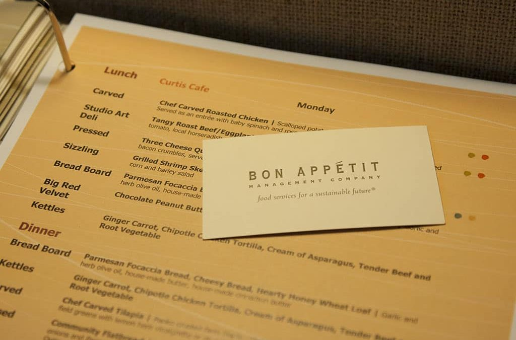 Bon Appétit to become Denison's new dining service provider