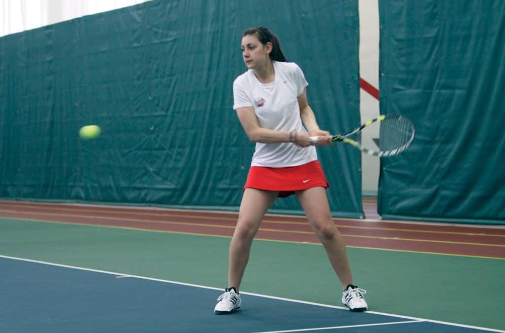 Women's tennis hopeful for shot at NCAC Championships