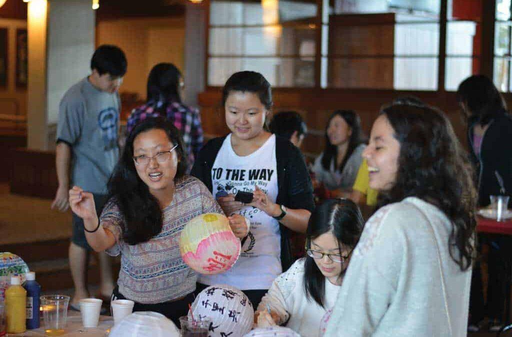 Asian Culture Club enthusiastically celebrates Moon Festival