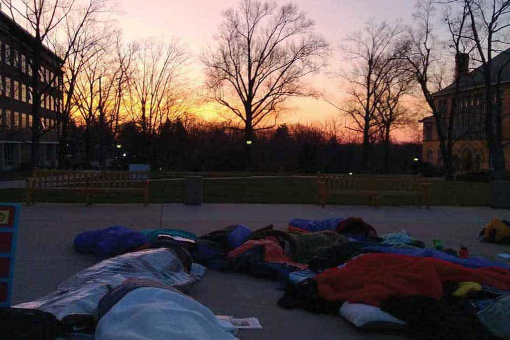 Amid growing need for service, Homelessness and Hunger Week a success for DCA