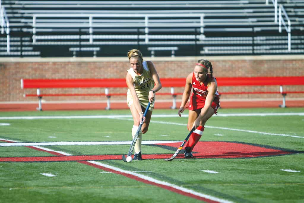 Field Hockey posts three consecutive shut out victories