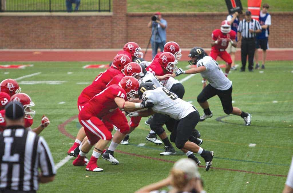 Big Red Weekend: Bringing together family and alumni
