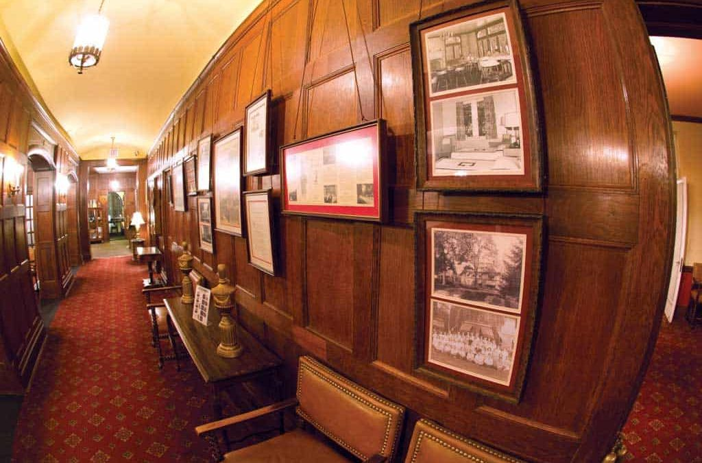 """Shared Granville Inn, Denison history proves """"inextricably intertwined"""""""