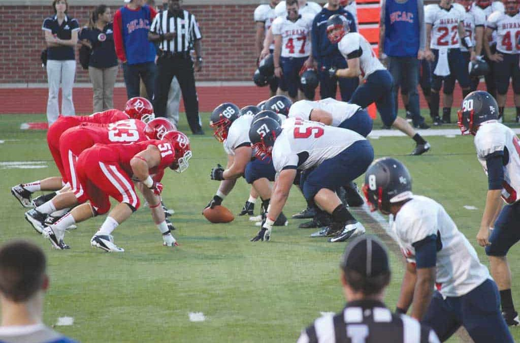DU ends historic football season with flash