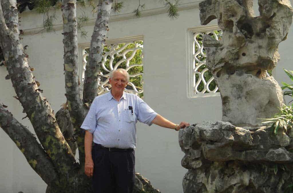 "Retiring historian Keenan: world, D.U. ""in good hands for future"""