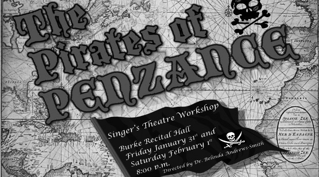 Singer's Theatre set to perform 'The Pirates of Penzance'