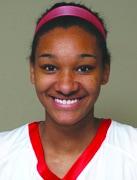 Freshman women's basketball phenom Jordan Holmes in midst of historic season