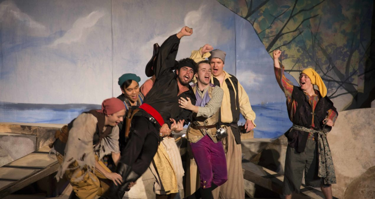 'Little opera' gets big crowd