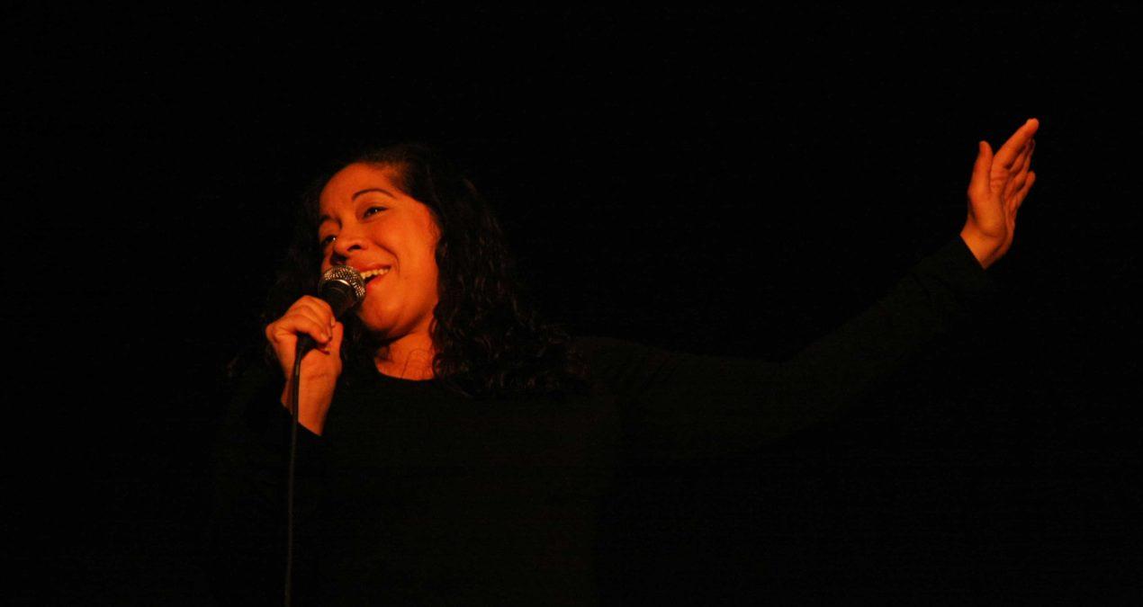 Gina Brillon gets lots of laughs at UPC performance