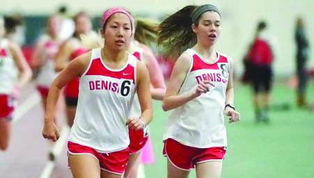 Women's Track And Field kicks off indoor season with hope