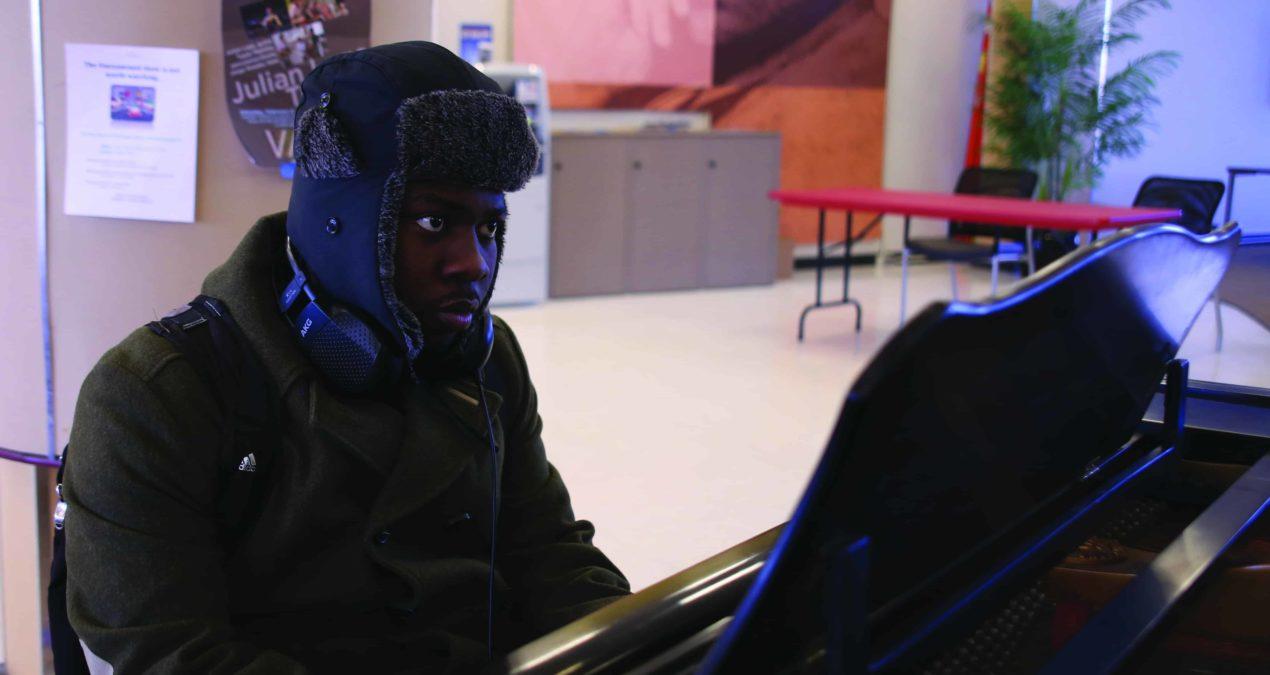 Najee Rollins debuts independent hip hop mixtape online
