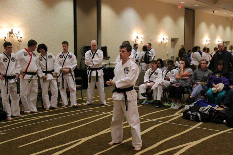 Taekwondo Club brings self-defense seminars to campus
