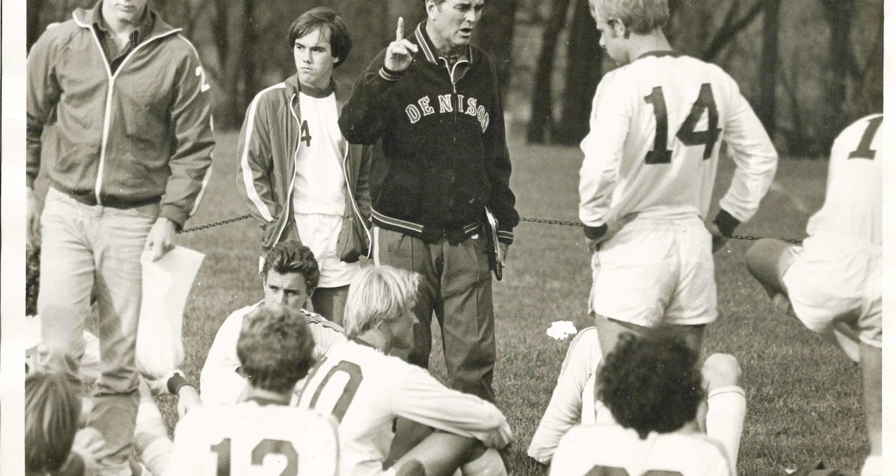 A true Denisonian: Coach Ted Barclay remembered