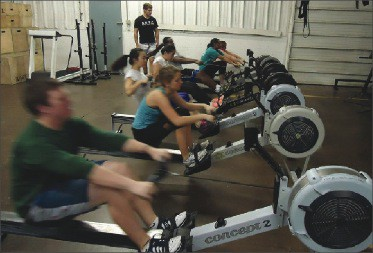Big Red Fitness Club promises better health, support