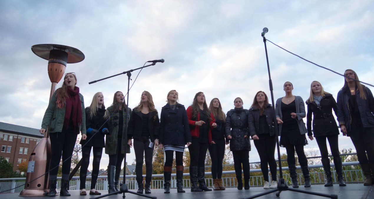 LNO performs at pediatric cancer fundraiser