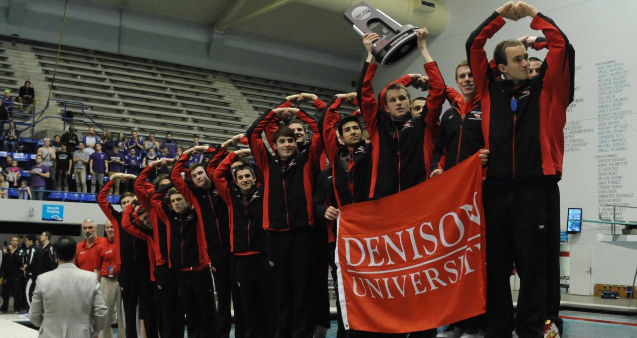Video: Big Red Road To Nationals NCAA D-III Swimming