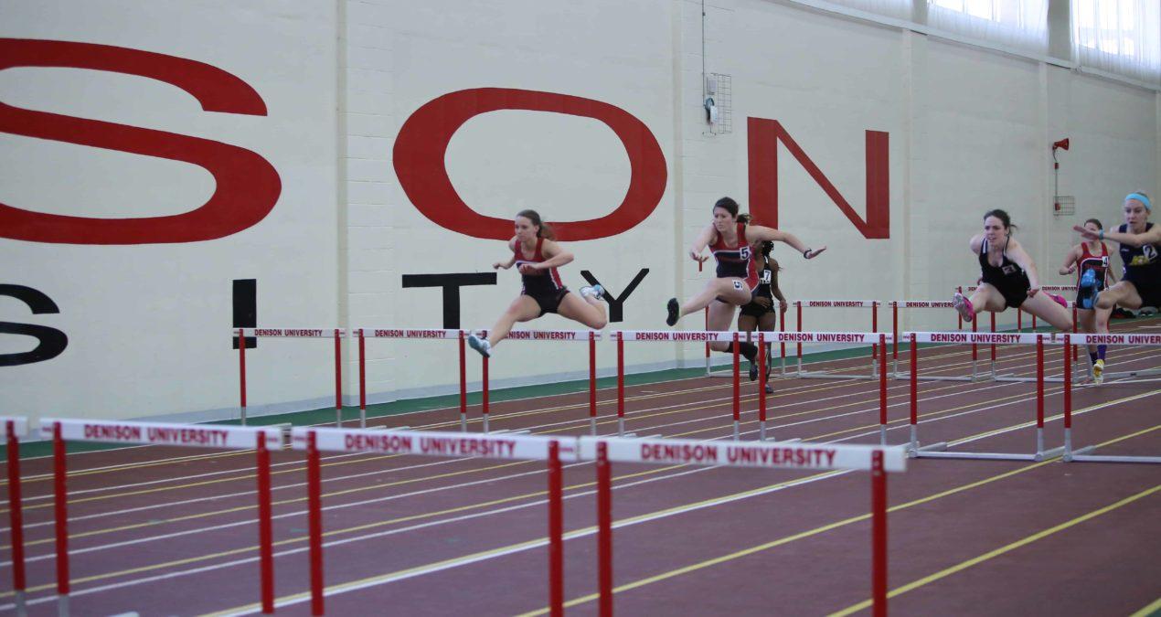 Best NCAC Championship finish in 8 years for Women's Indoor Track & Field, Men break school records