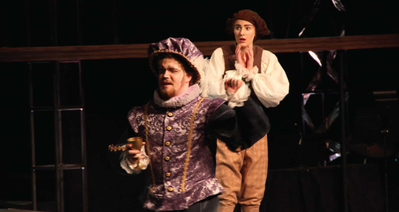 Malvolio Project puts new spin on Shakespeare