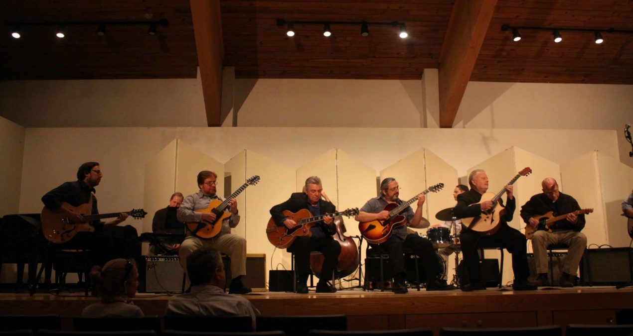 Denison gets groovy for annual jazz guitar festival