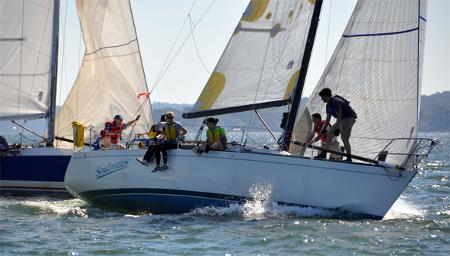 The Denison Sailing Club urges a spring return to the water