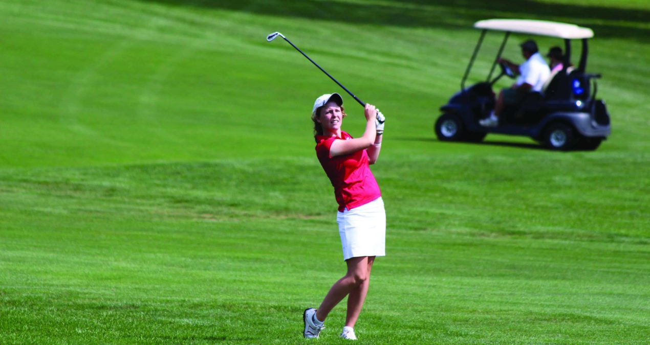 Women's golf competes at Wooster Invitational, earns third tournament title