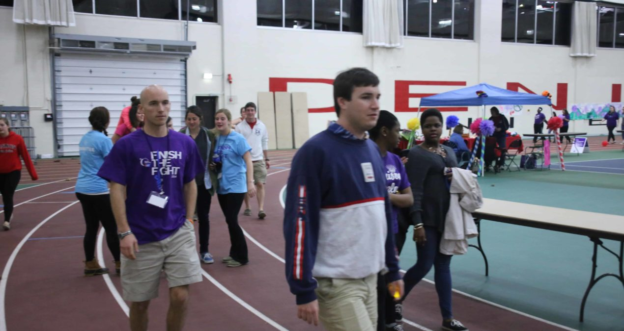 Relay for Life raises over $21,000 for American Cancer Society