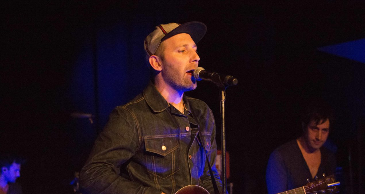Mat Kearney draws fans both old and new to the Roost