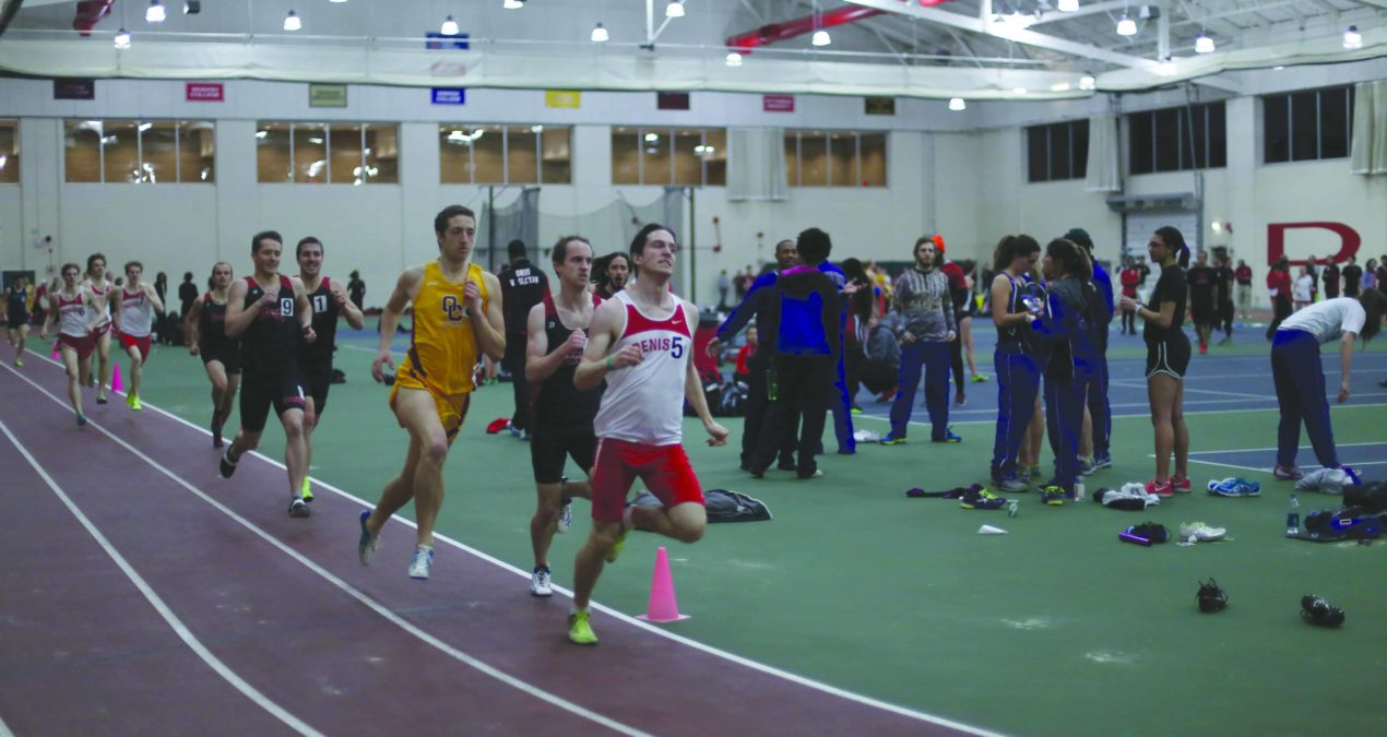 Strong individual performances highlight track and field at All-Ohio Championship