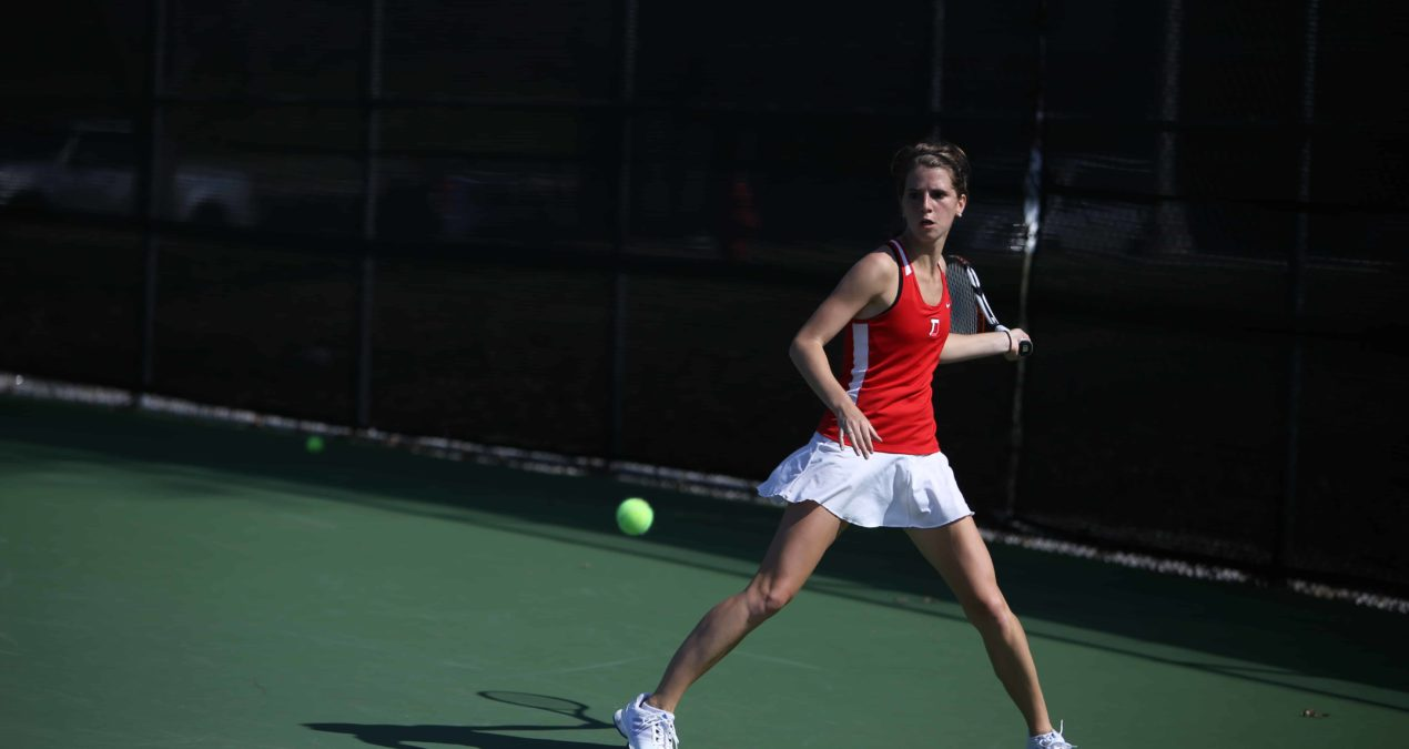 Women's tennis finishes 2nd in NCAC