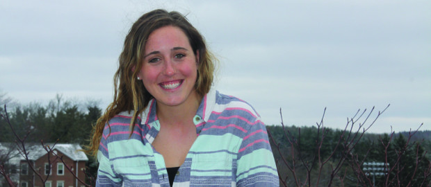 Emily Lipsitz '15 will begin her trip in Baltimore, MD in June and will end in Portland, OR in early August.