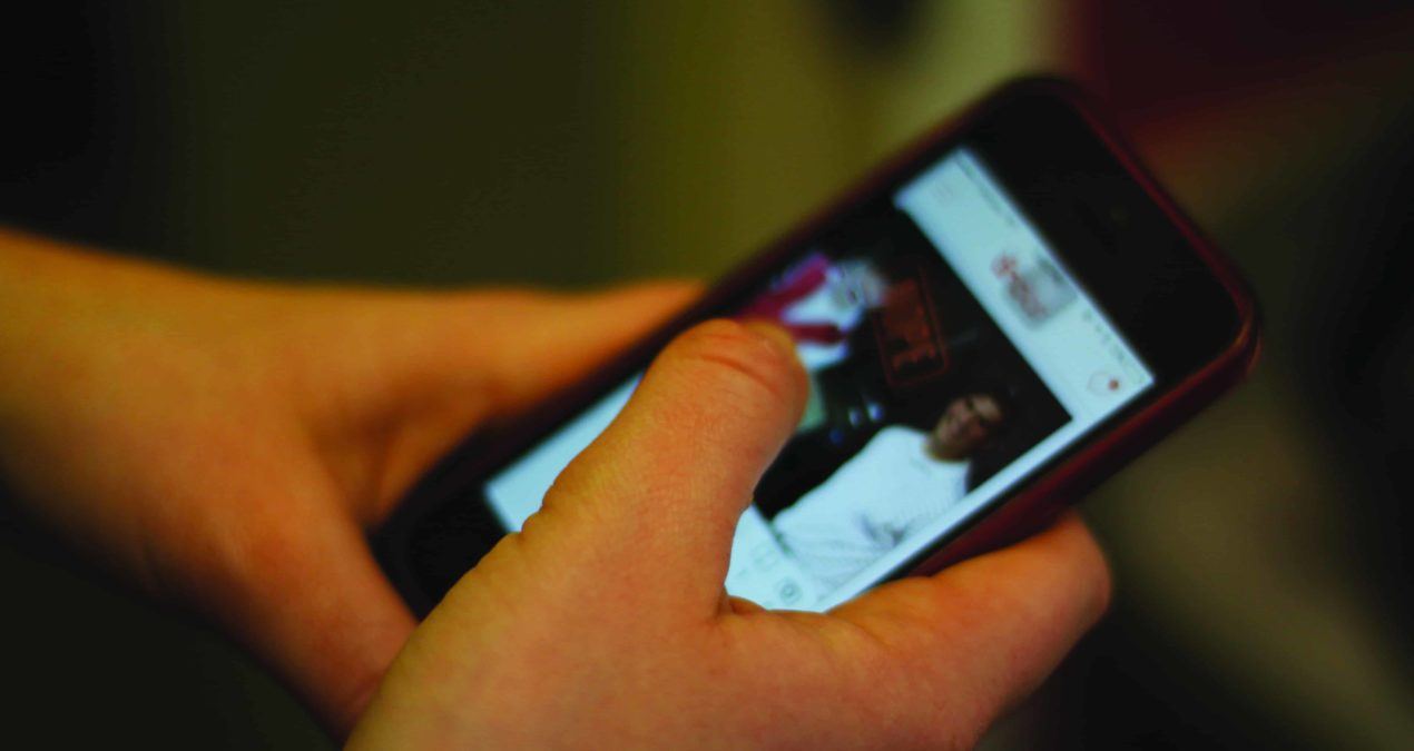 The Tinder app:  A 21st century approach to dating?