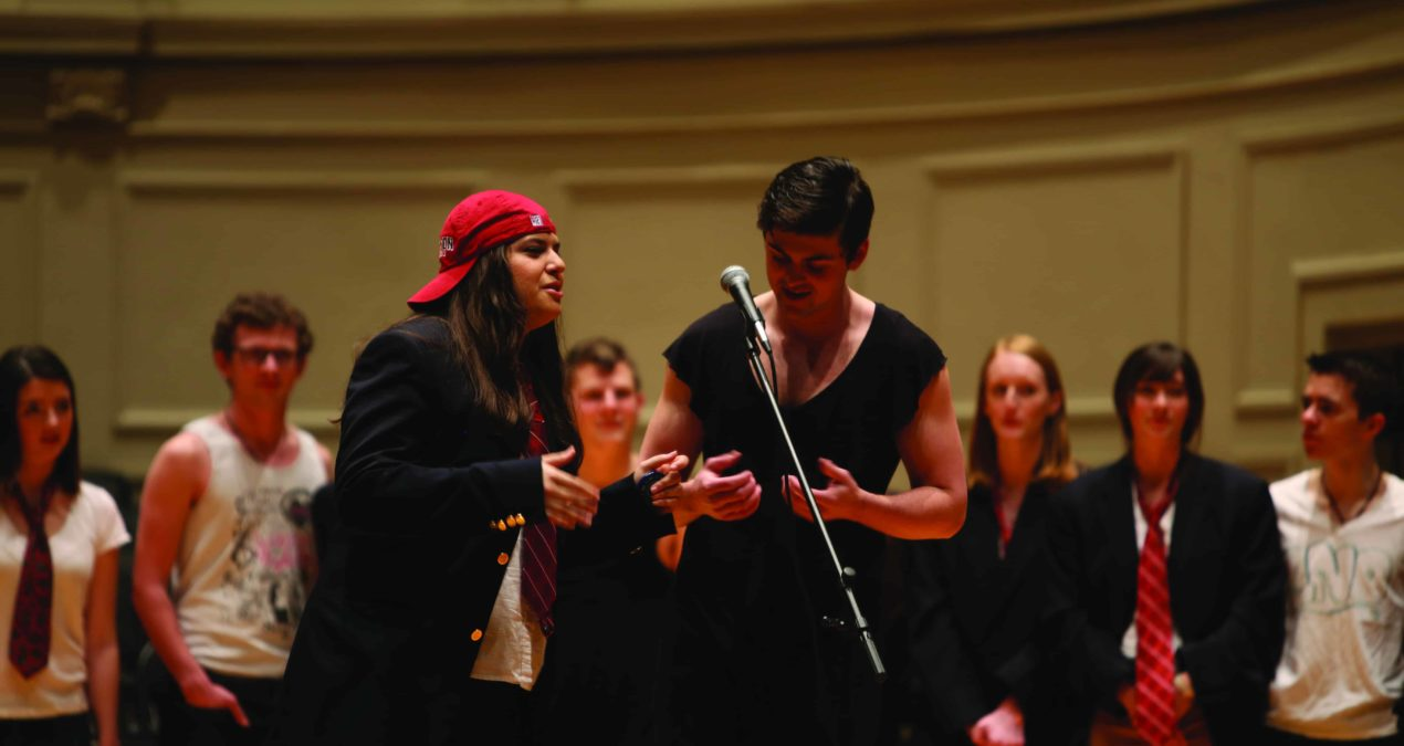 """LNO and Hilltoppers team up for """"Switcheroo"""" concert"""