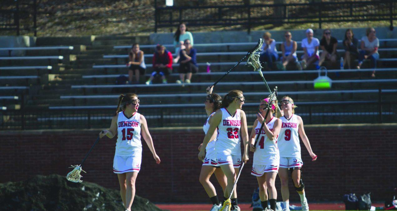 Women's lacrosse defeats Wooster, falls to Wittenberg