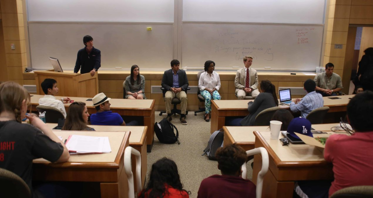 DCGA elections are Denison's culture wars