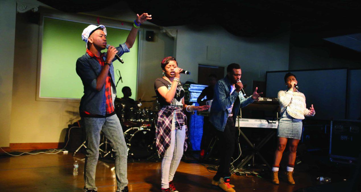 Gospel Fest concert kicks off Culture Jam 2014