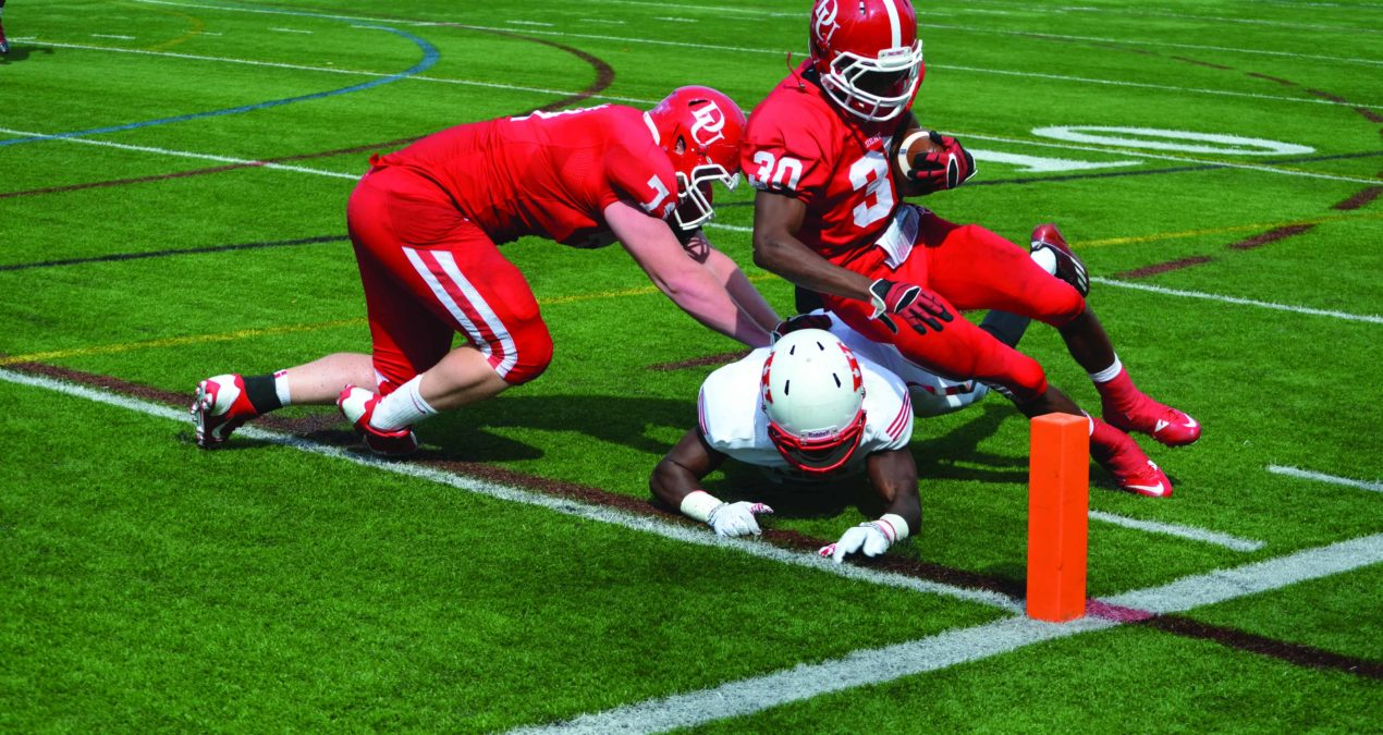 DU football falls to Wabash from offensive struggles