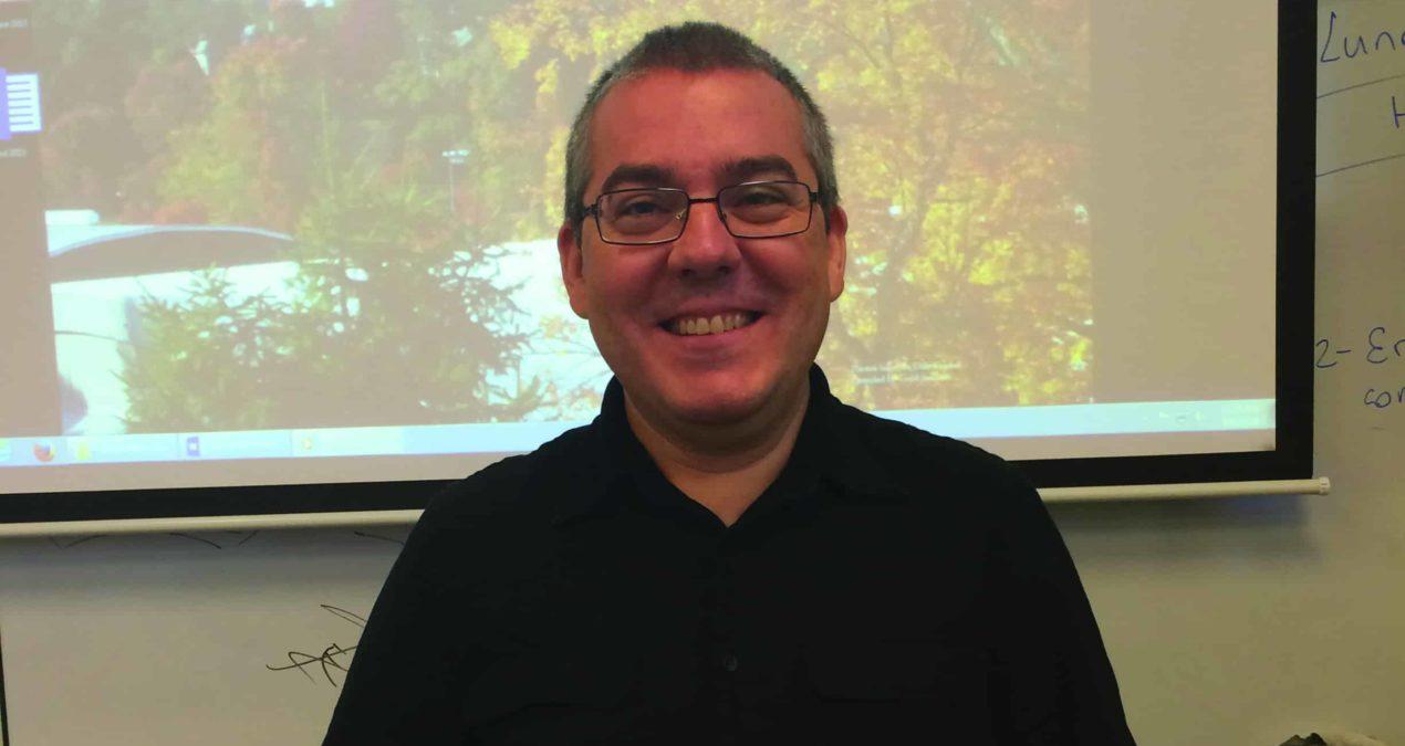 For new Spanish professor, Denison already feels like home