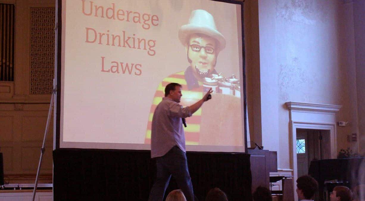 Alumnus speaks at Greek convocation