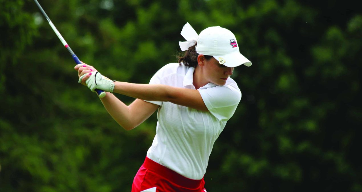 Women's golf places 3rd at DU Invitational