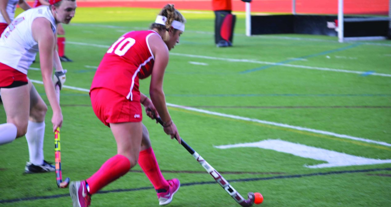 Field Hockey finishes second in NCAC Tournament