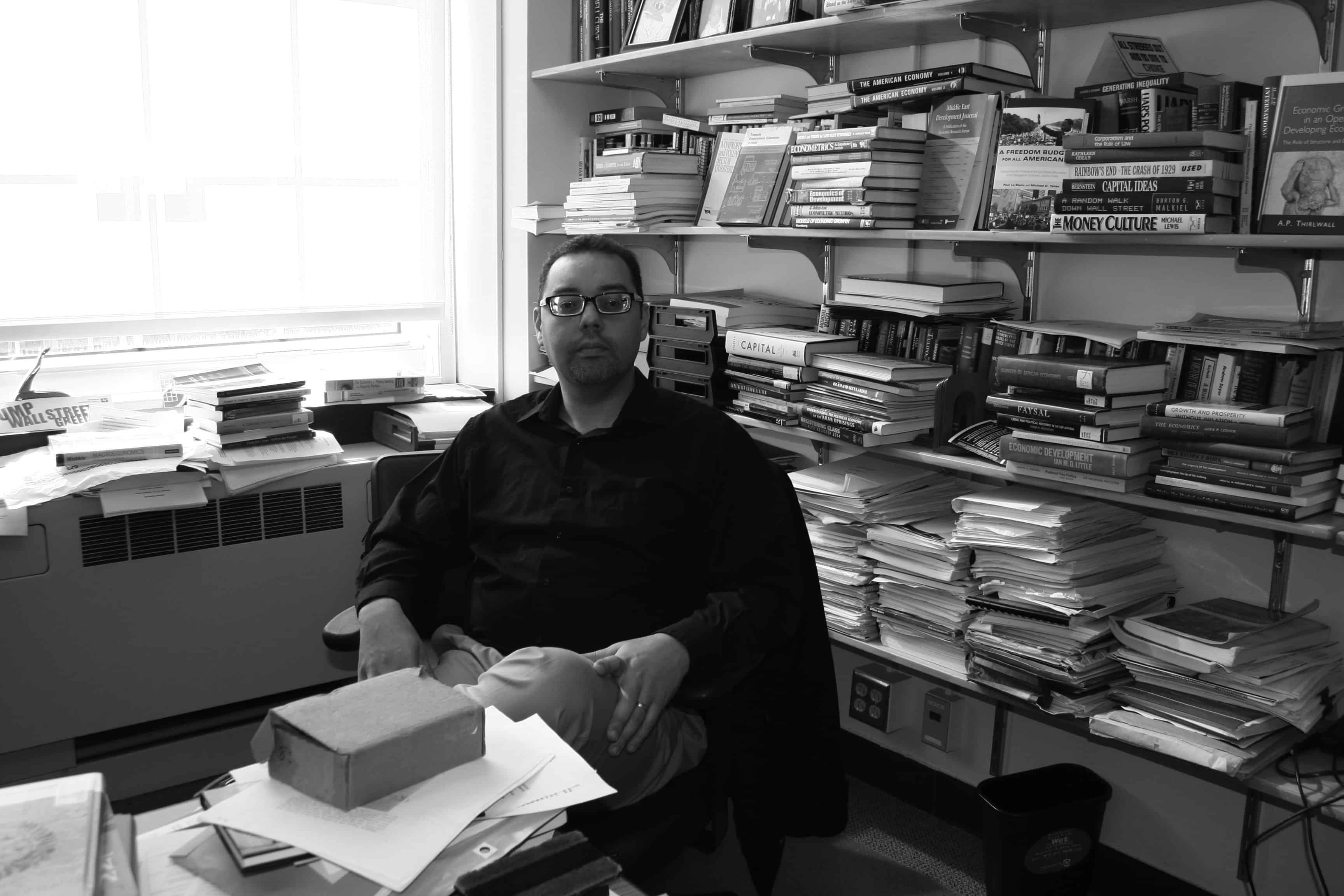 Denison prof. starts economics think-tank