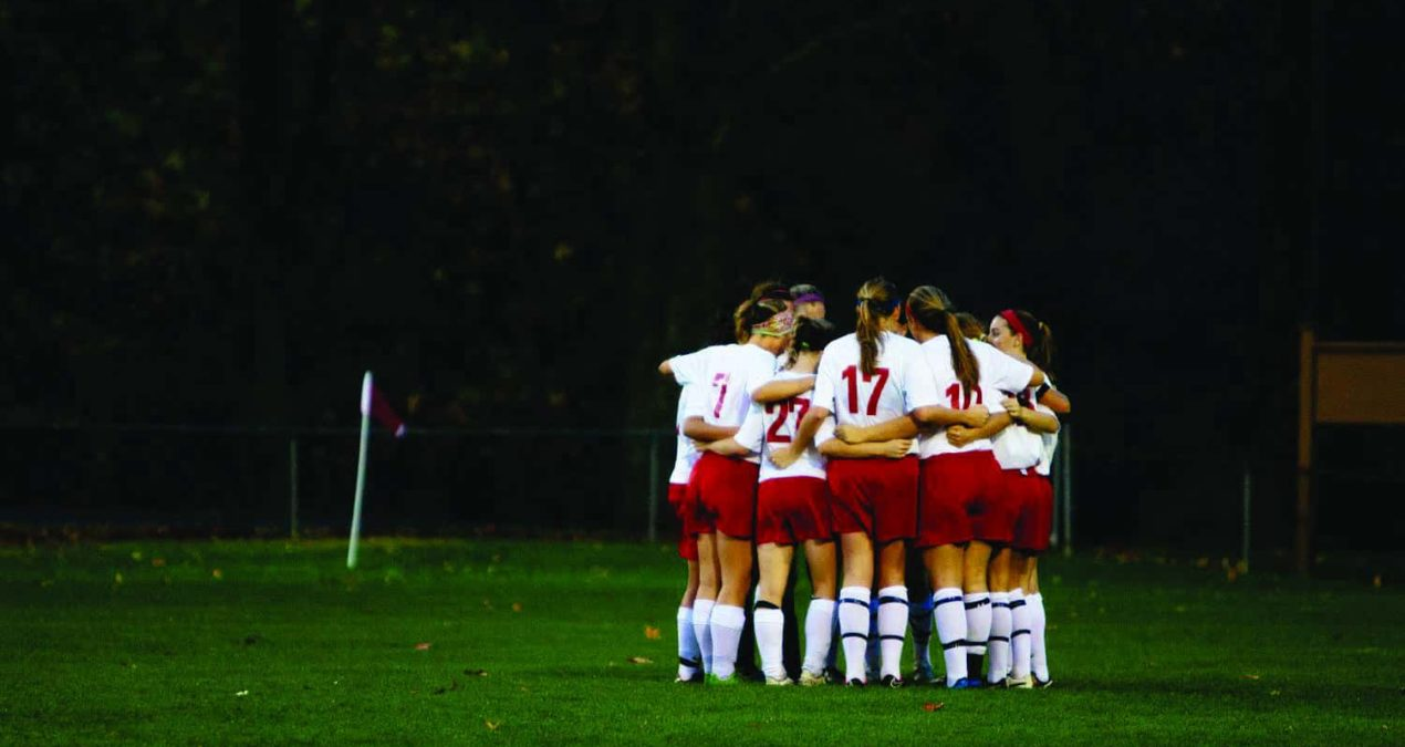 Women's soccer falls to Allegheny in NCAC semi-final