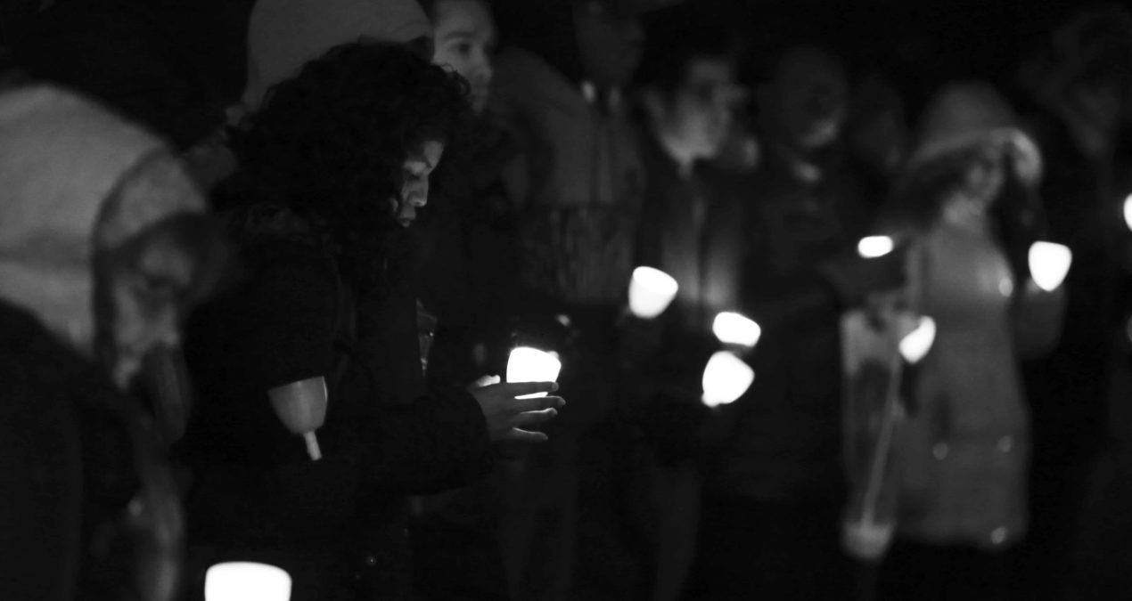 MSA Vigil honors Chapel Hill victims