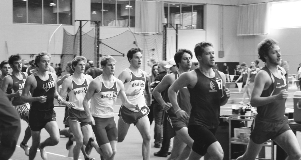 Men's track shows improvement at Wooster