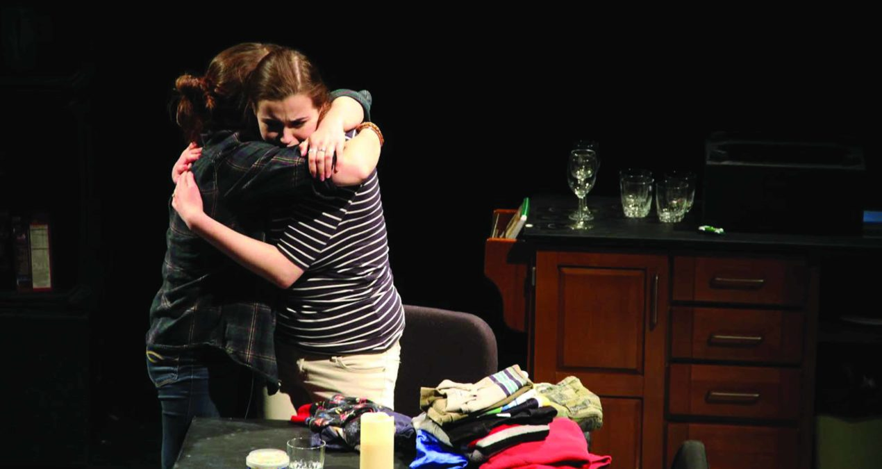 """""""Rabbit Hole"""" supports DITA's passion for student theater"""
